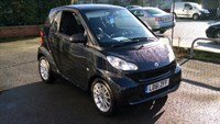 Used Smart Car Fortwo Passion mhd 2dr Softouch Auto (2010)