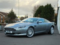 Used Aston Martin DB9 V12 2dr Touchtronic Auto