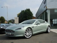 Used Aston Martin Rapide V12 4dr Touchtronic Auto