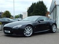 Used Aston Martin V8 2dr (420)