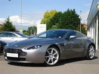 Used Aston Martin V8 2dr
