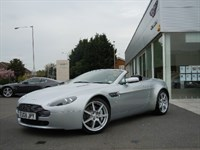 Used Aston Martin V8 2dr Sportshift