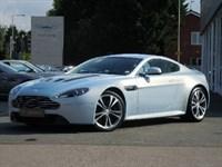 Used Aston Martin Vantage 2dr