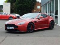 Used Aston Martin Vantage V12