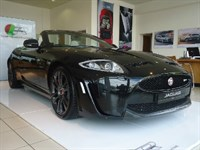 Used Jaguar XKR S Convertible