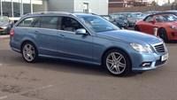Used Mercedes E220 E CLASS CDI BlueEFFICIENCY Sport