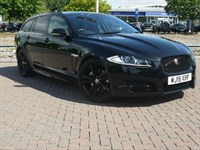 Used Jaguar XF D R Sport Black