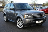 Used Land Rover Range Rover Sport TDV8 HSE 5dr Auto