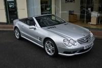 Used Mercedes SL55 AMG SL-Class AMG 2dr Auto