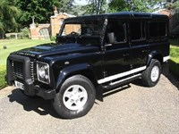 Used Land Rover Defender 110 2.4TDI XS