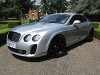 Used Bentley Continental GT W12 Supersports 2dr Auto