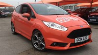 Used Ford Fiesta EcoBoost ST-2 3dr (2014 - )