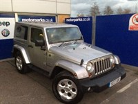 Used Jeep Wrangler CRD Overland 2dr Auto