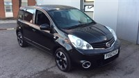 Used Nissan Note N-Tec+ 5dr Auto