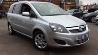 Used Vauxhall Zafira CDTi ecoFLEX Design (125) 5dr