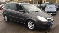 Used Vauxhall Zafira CDTi ecoFLEX Elite (110) 5dr