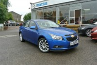 Used Chevrolet Cruze VCDi LT 4dr
