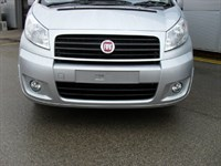 Used Fiat Scudo 130 COMFORT MET SILVER CLR CODED