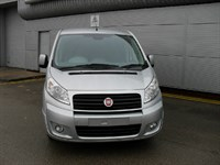 Used Fiat Scudo COMFORT WITH BLUETOOTH and COLOUR CODING