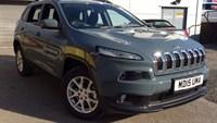 Used Jeep Cherokee CRD Longitude 5dr