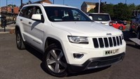 Used Jeep Grand Cherokee CRD Limited +