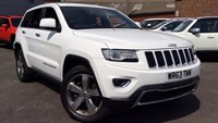 Used Jeep Grand Cherokee CRD Limited Plus 5dr Auto
