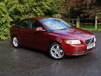 Used Volvo S40 D DRIVe SE 4dr (Start Stop) with Keyless Start