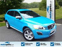 Used Volvo XC60 D4 R DESIGN MANUAL 5dr