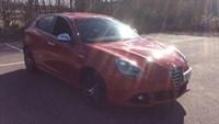 Used Alfa Romeo Giulietta JTDM-2 175 bhp Sportiva Nav