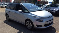 Used Citroen C4 e-HDI 115 Airdream Exclusive