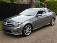 Used Mercedes C250 C-Class CDI BlueEFFICIENCY AMG Sport 2dr Auto