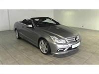 Used Mercedes E250 E-Class CDI BlueEFFICIENCY SE 2dr Tip Auto