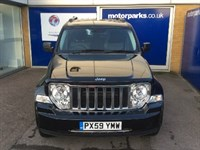 Used Jeep Cherokee CRD Sport Unlimited 4dr