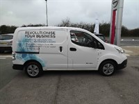 Used Nissan NV200 100% ELECTRIC TEKNA RAPID