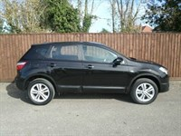 Used Nissan Qashqai dCi Acenta 5dr