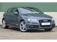 Used Audi A3 TDI (184 PS) quattro S Line Tronic