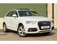 Used Audi Q3 TDI (140ps) S-Line