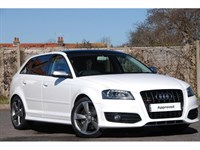 Used Audi S3 T FSI quattro Black Edition S Tronic