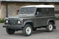 Used Land Rover Defender 90 2.4d 3 dr