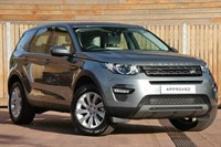 Used Land Rover Discovery SD4 SE Tech