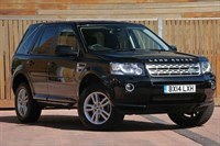 Used Land Rover Freelander TD4 XS