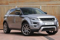 Used Land Rover Range Rover Evoque 2.2 SD4 Dynamic