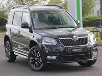 Used Skoda Yeti TDI CR (140bhp) Black Edition DPF DSG