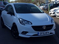 Used Vauxhall Corsa LIMITED EDITION S/S 1.4