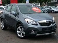 Used Vauxhall Mokka EXCLUSIV CDTI S/S 1.7