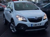 Used Vauxhall Mokka EXCLUSIV CDTI AUTO 1.7