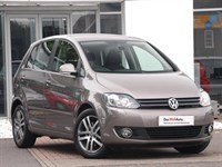 Used VW Golf Plus TDI SE (105 PS)