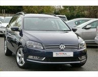 Used VW Passat TDI SE BlueMotion (140 PS) DSG