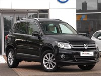 Used VW Tiguan 2.0TDI (140PS) 4WD SE BlueMotion DSG