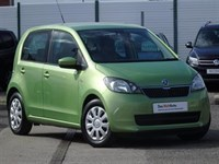 Used Skoda Citigo MPI (60PS) SE Green Tech